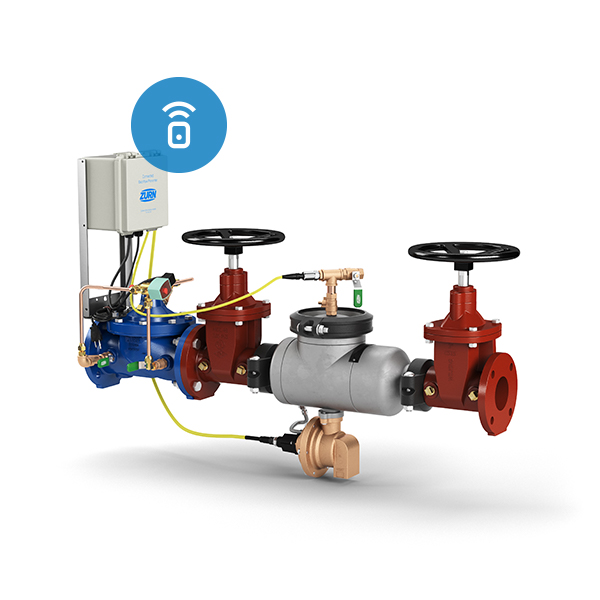 Connected Backflow