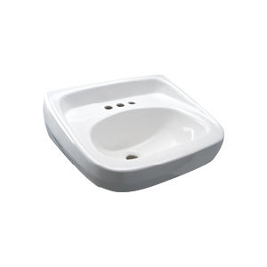 Zurn Bathroom Sinks fixtures - finish plumbing | zurn