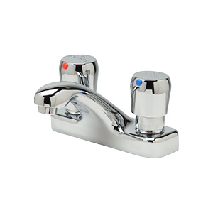 Automatic Manual Metering Faucets Finish Plumbing Zurn