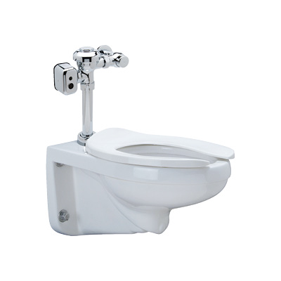 designed to maximize water savings zurn ecovantage 11 gpf 42 lpf diaphragm wall hung high efficiency toilet systems provide 31 water consumption