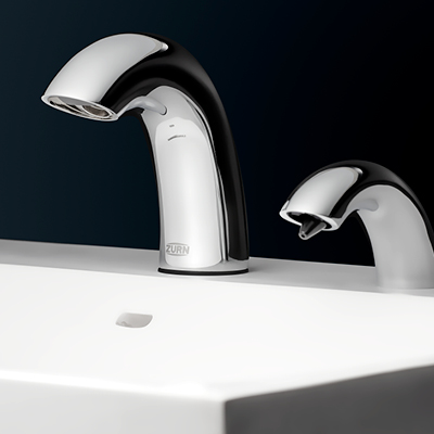 Sundara Handwashing System with Faucet and Soap Dispenser